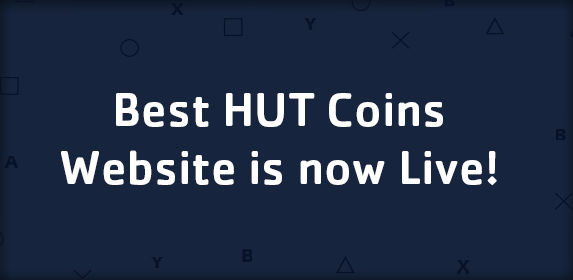 Best HUT Coins Website is Now Live!